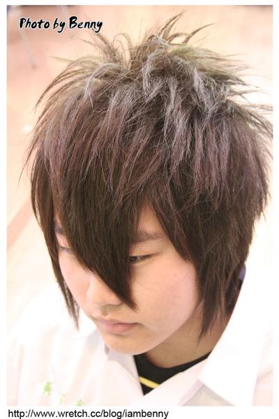 尚洋benny2009-2010流行髮型髮色 羅志祥潮男精選 3