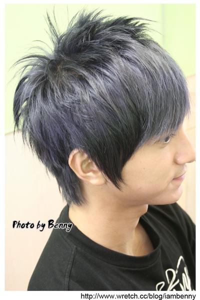 尚洋benny2009-2010流行髮型髮色 羅志祥潮男精選 4
