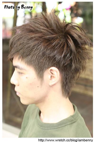 尚洋benny2009-2010流行髮型髮色 羅志祥潮男精選 9