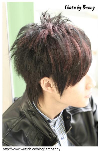 尚洋benny2009-2010流行髮型髮色 羅志祥潮男精選 10