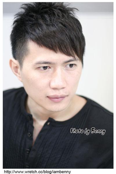 尚洋benny2009-2010流行髮型髮色 羅志祥潮男精選 16