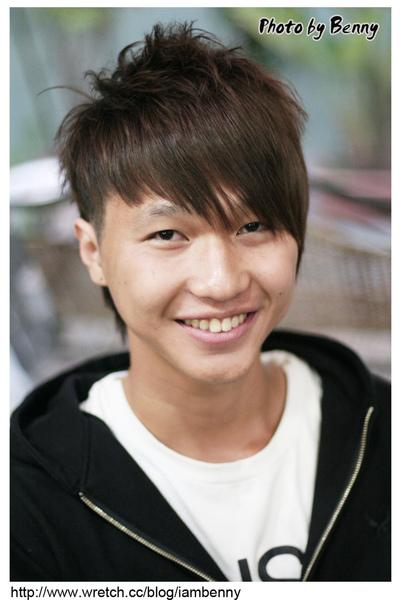 尚洋benny2009-2010流行髮型髮色 羅志祥潮男精選 19