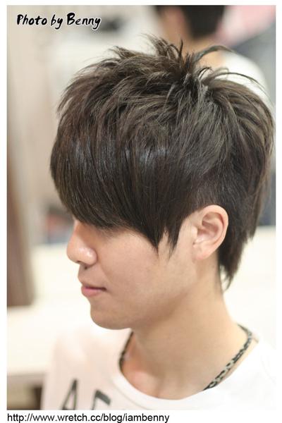 尚洋benny2009-2010流行髮型髮色 羅志祥潮男精選 22