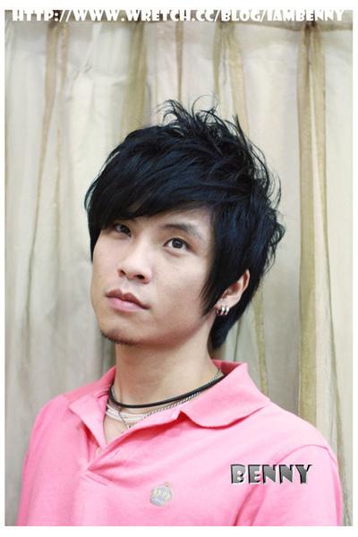 尚洋benny2009-2010流行髮型髮色 羅志祥潮男精選 34