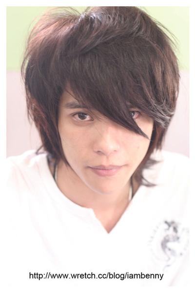 尚洋benny2009-2010流行髮型髮色 羅志祥潮男精選 35
