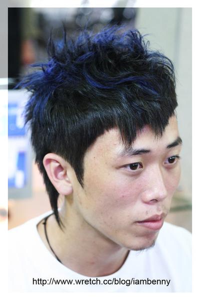 尚洋benny2009-2010流行髮型髮色 羅志祥潮男精選 39