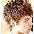 尚洋benny2009-2010流行髮型髮色 羅志祥潮男精選 43