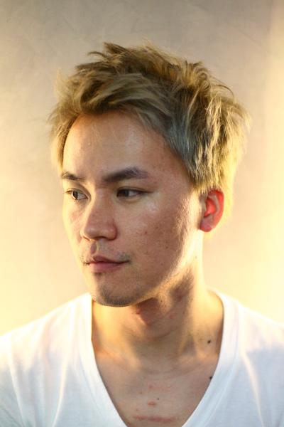 尚洋benny2009-2010流行髮型髮色 羅志祥潮男精選 47