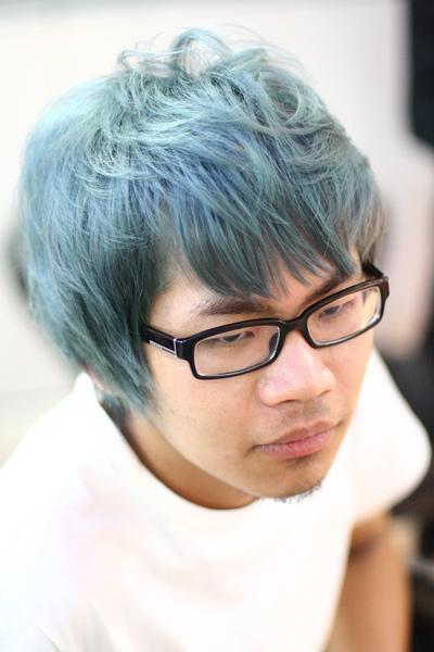 尚洋benny2009-2010流行髮型髮色 羅志祥潮男精選 53