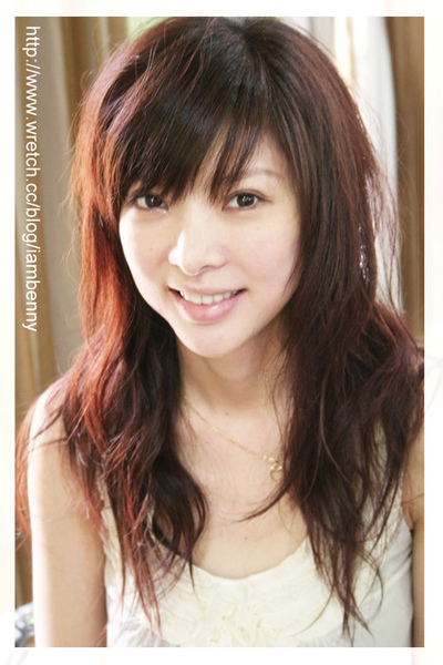 尚洋benny2009-2010流行髮型髮色 空氣燙、溫塑燙、浪漫捲4