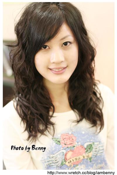 尚洋benny2009-2010流行髮型髮色 空氣燙、溫塑燙、浪漫捲5