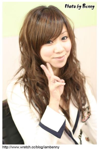 尚洋benny2009-2010流行髮型髮色 空氣燙、溫塑燙、浪漫捲8