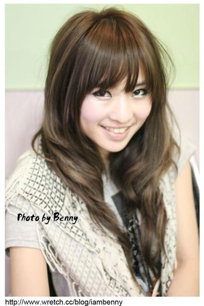 尚洋benny2009-2010流行髮型髮色 空氣燙、溫塑燙、浪漫捲9