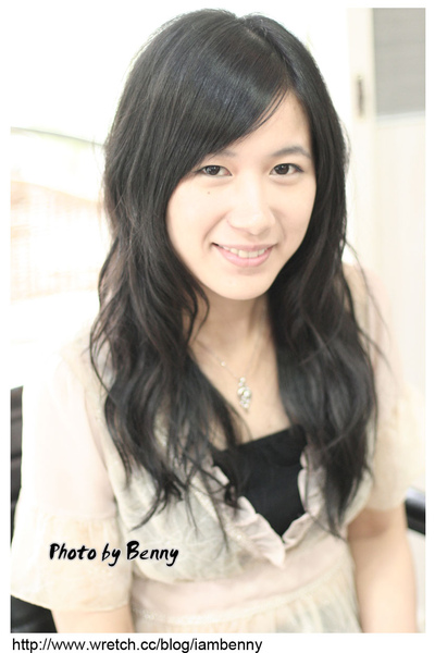 尚洋benny2009-2010流行髮型髮色 空氣燙、溫塑燙、浪漫捲10