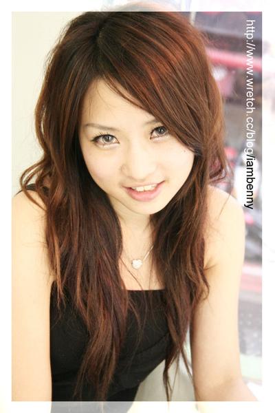 尚洋benny2009-2010流行髮型髮色 空氣燙、溫塑燙、浪漫捲12