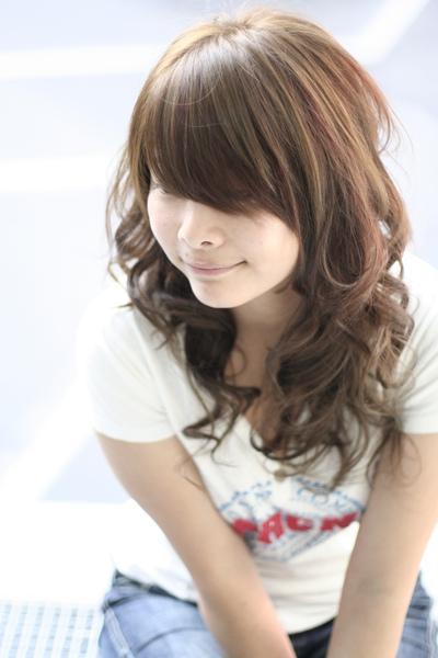 尚洋benny2009-2010流行髮型髮色 空氣燙、溫塑燙、浪漫捲15