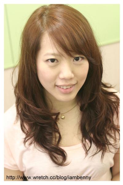尚洋benny2009-2010流行髮型髮色 空氣燙、溫塑燙、浪漫捲19