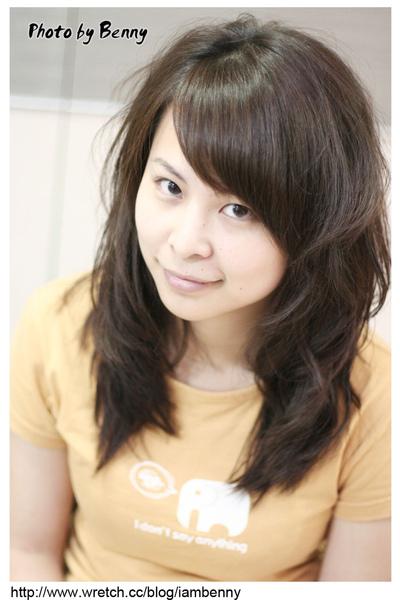 尚洋benny2009-2010流行髮型髮色 空氣燙、溫塑燙、浪漫捲20