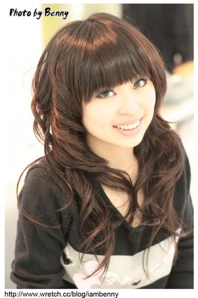 尚洋benny2009-2010流行髮型髮色 空氣燙、溫塑燙、浪漫捲23