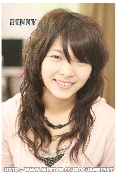 尚洋benny2009-2010流行髮型髮色 空氣燙、溫塑燙、浪漫捲27