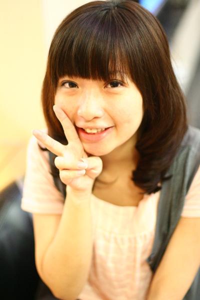 尚洋benny2009-2010流行髮型髮色 短中髮8