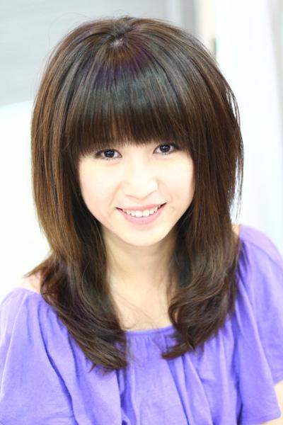 尚洋benny2009-2010流行髮型髮色 短中髮9