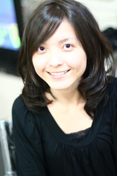 尚洋benny2009-2010流行髮型髮色 短中髮10