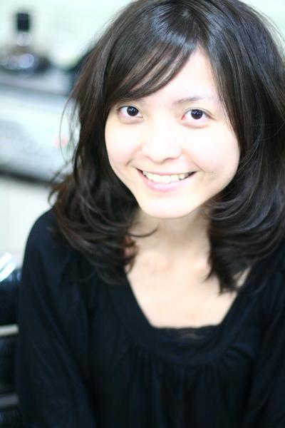 尚洋benny2009-2010流行髮型髮色 短中髮11