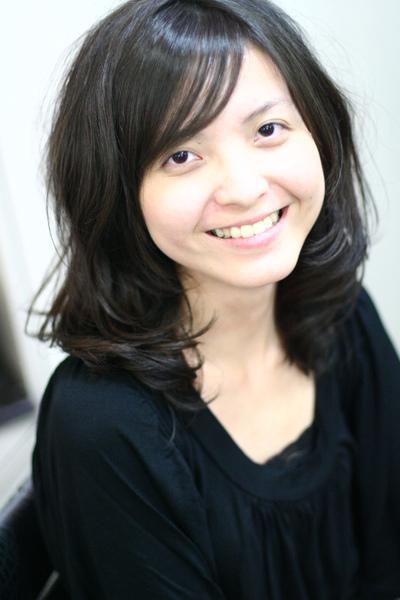 尚洋benny2009-2010流行髮型髮色 短中髮12