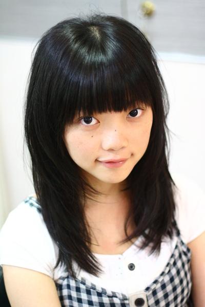 尚洋benny2009-2010流行髮型髮色 短中髮13