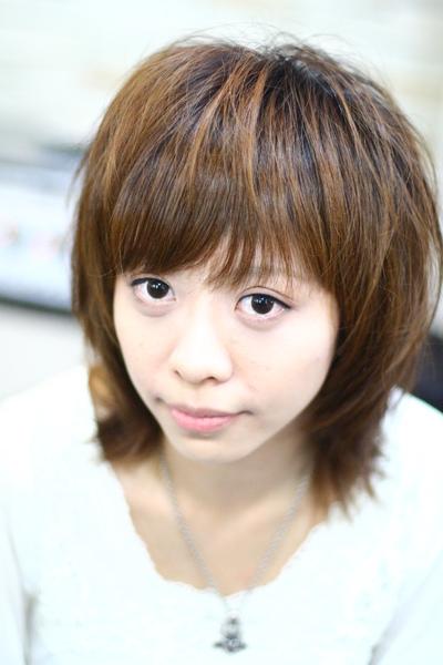 尚洋benny2009-2010流行髮型髮色 短中髮16