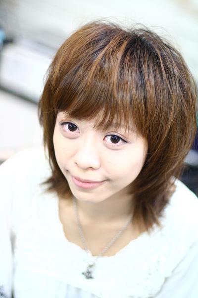 尚洋benny2009-2010流行髮型髮色 短中髮17