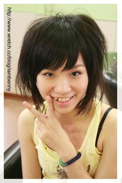 尚洋benny2009-2010流行髮型髮色 短中髮20