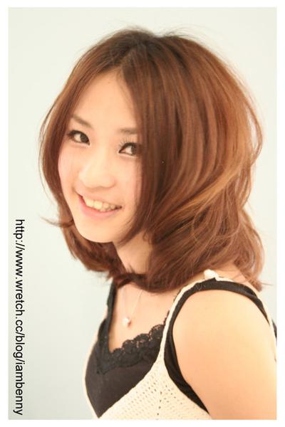 尚洋benny2009-2010流行髮型髮色 短中髮21