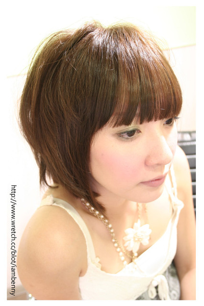 尚洋benny2009-2010流行髮型髮色 短中髮23