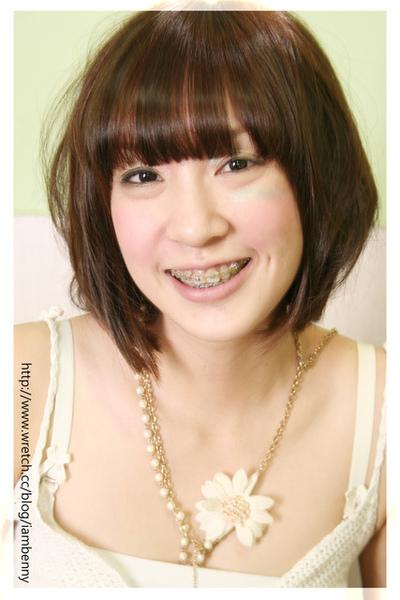 尚洋benny2009-2010流行髮型髮色 短中髮24