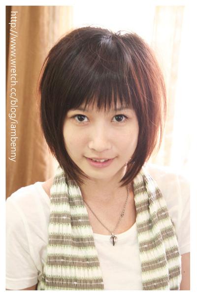 尚洋benny2009-2010流行髮型髮色 短中髮26