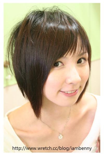 尚洋benny2009-2010流行髮型髮色 短中髮27