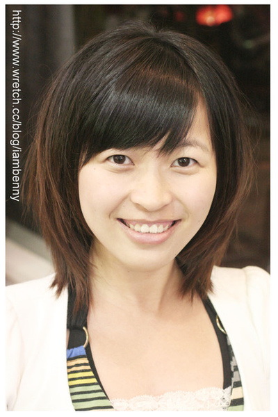 尚洋benny2009-2010流行髮型髮色 短中髮31