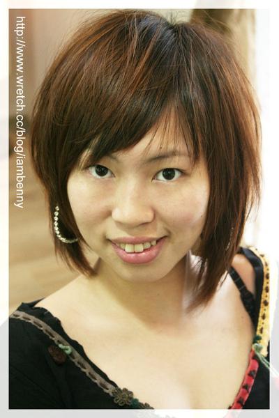 尚洋benny2009-2010流行髮型髮色 短中髮36