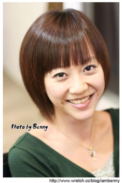 尚洋benny2009-2010流行髮型髮色 短中髮41