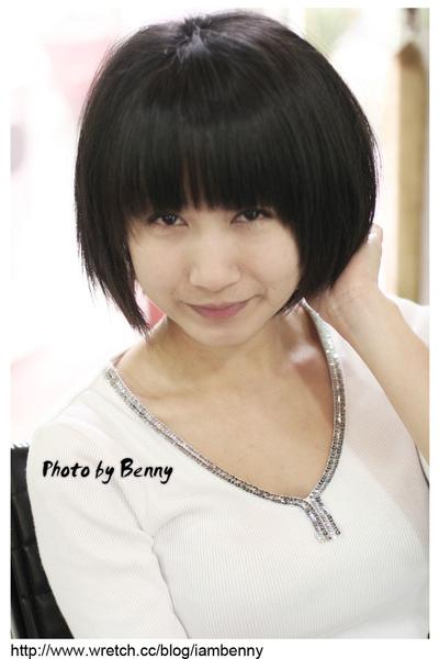 尚洋benny2009-2010流行髮型髮色 短中髮49