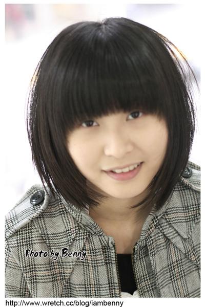 尚洋benny2009-2010流行髮型髮色 短中髮51