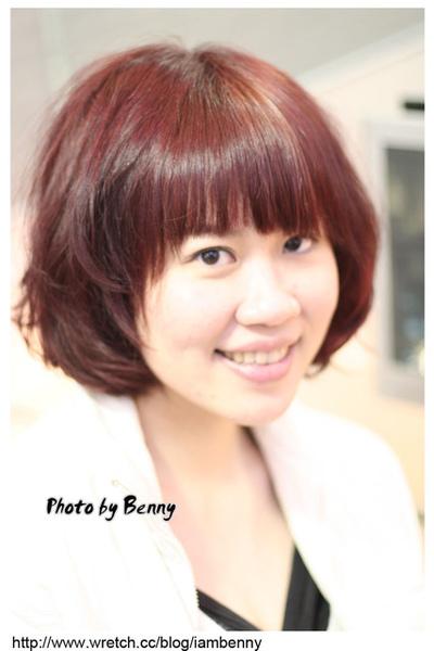 尚洋benny2009-2010流行髮型髮色 短中髮52