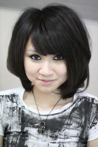 尚洋benny2009-2010流行髮型髮色 短中髮54