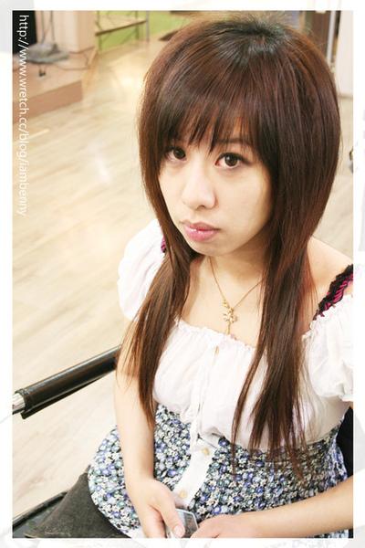 尚洋benny2009-2010流行髮型髮色 短中髮73