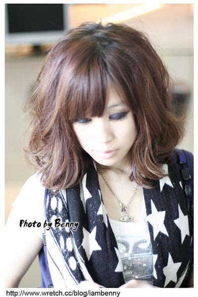 尚洋benny2009-2010流行髮型髮色 短中髮59