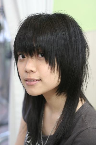 尚洋benny2009-2010流行髮型髮色 短中髮62