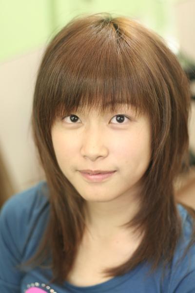 尚洋benny2009-2010流行髮型髮色 短中髮63