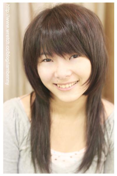 尚洋benny2009-2010流行髮型髮色 短中髮65